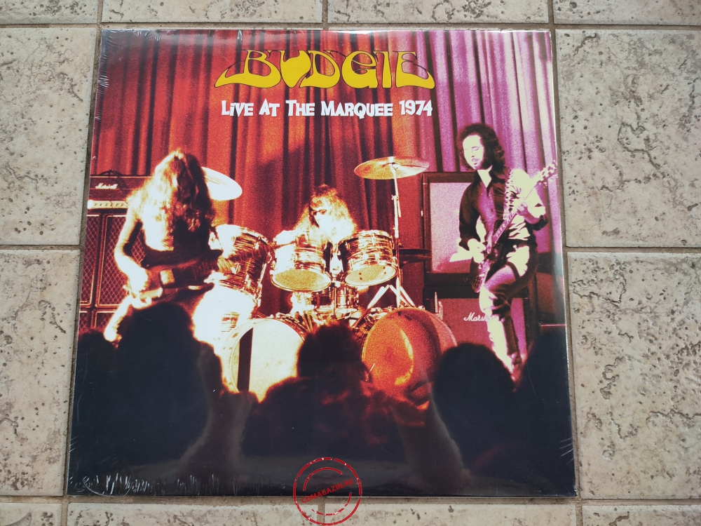 Оцифровка винила: Budgie (1974) Live At The Marquee 1974