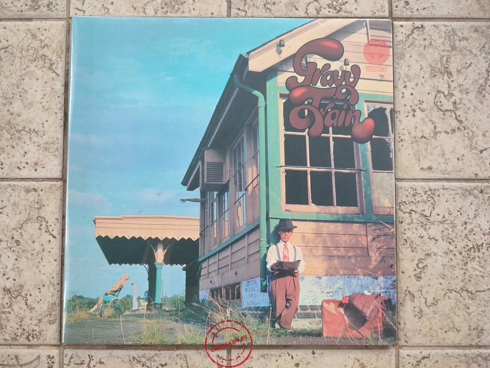 Оцифровка винила: Gravy Train (1970) Gravy Train