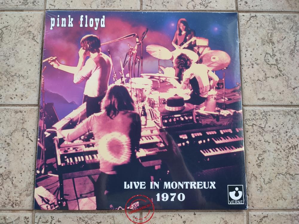 Оцифровка винила: Pink Floyd (1970) Live In Montreux 1970