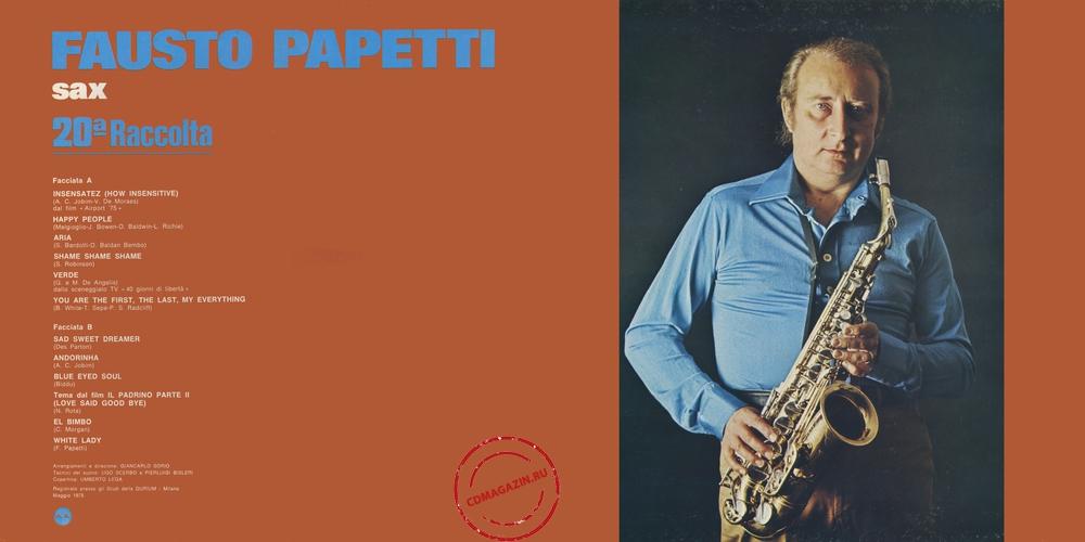 Fausto Papetti 7a Raccolta