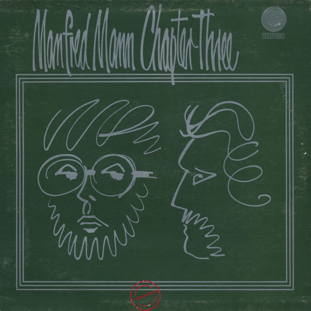 Оцифровка винила: Manfred Mann Chapter Three (1969) Manfred Mann Chapter Three