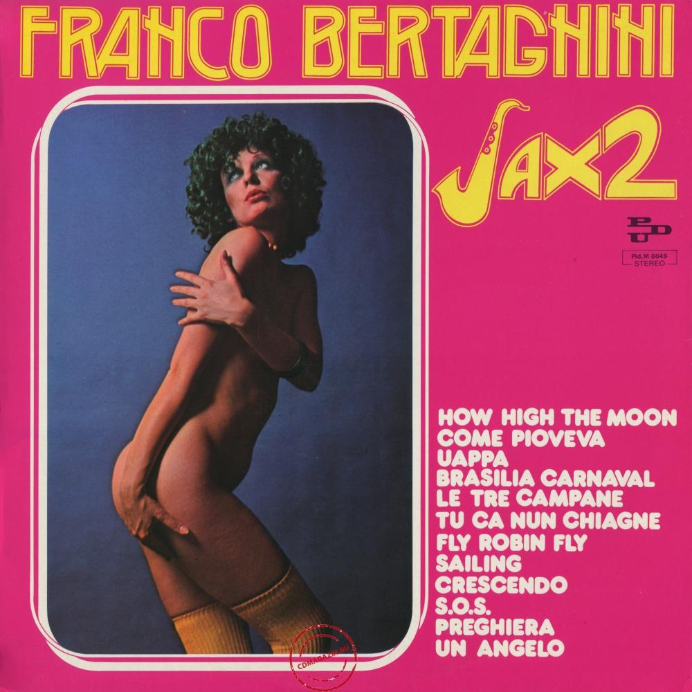 Оцифровка винила: Franco Bertagnini (1976) Sax 2