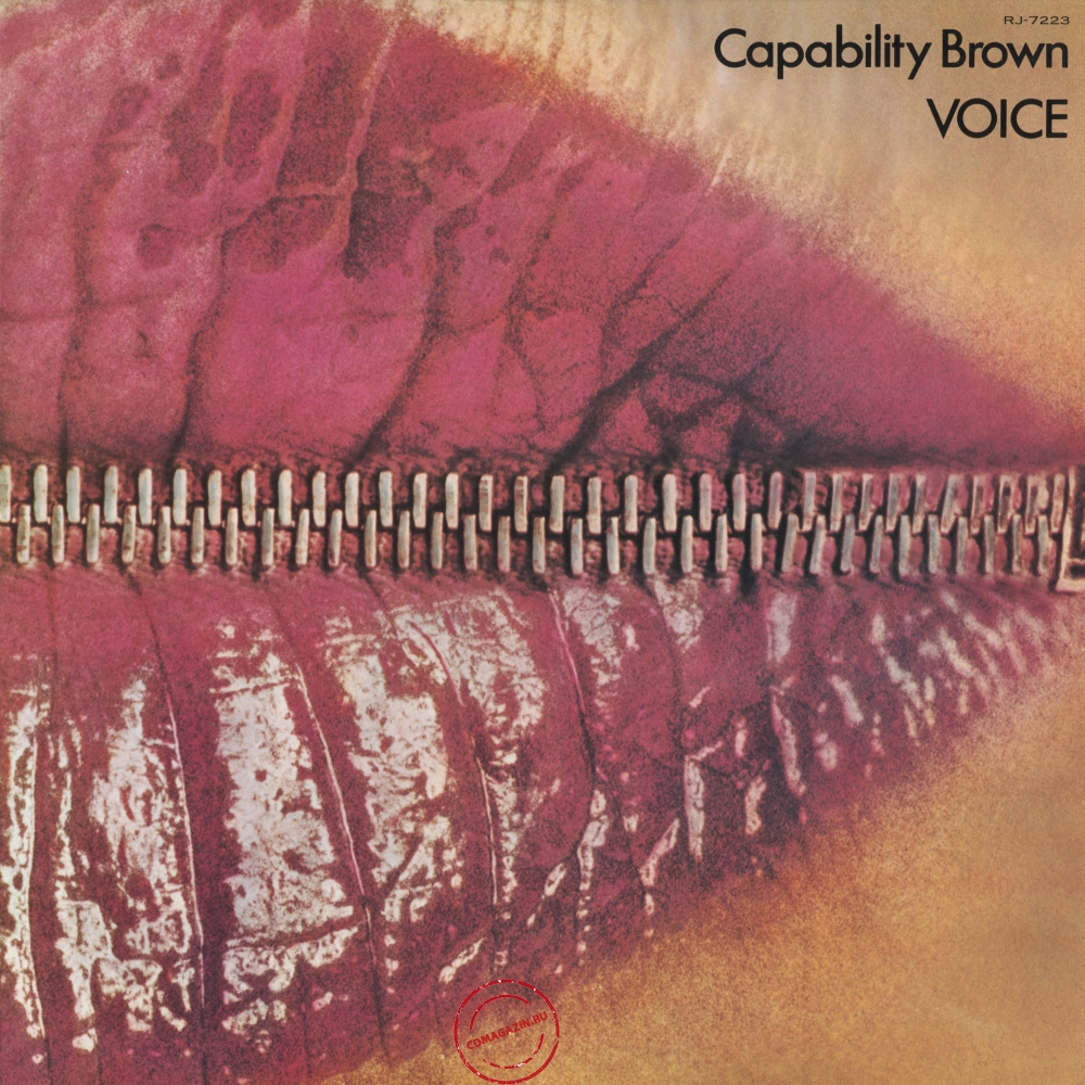 Оцифровка винила: Capability Brown (1973) Voice