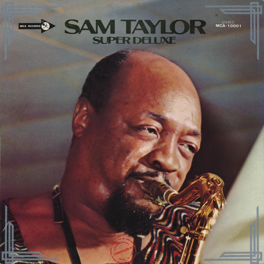Оцифровка винила: Sam Taylor (1973) Super Deluxe