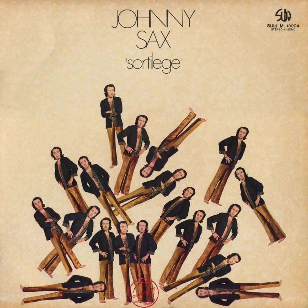 Оцифровка винила: Johnny Sax (1971) Sortilege