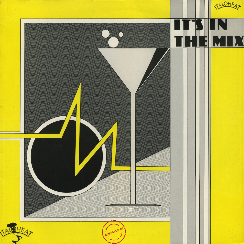 Оцифровка винила: VA It's In The Mix (1985) Vol. 1