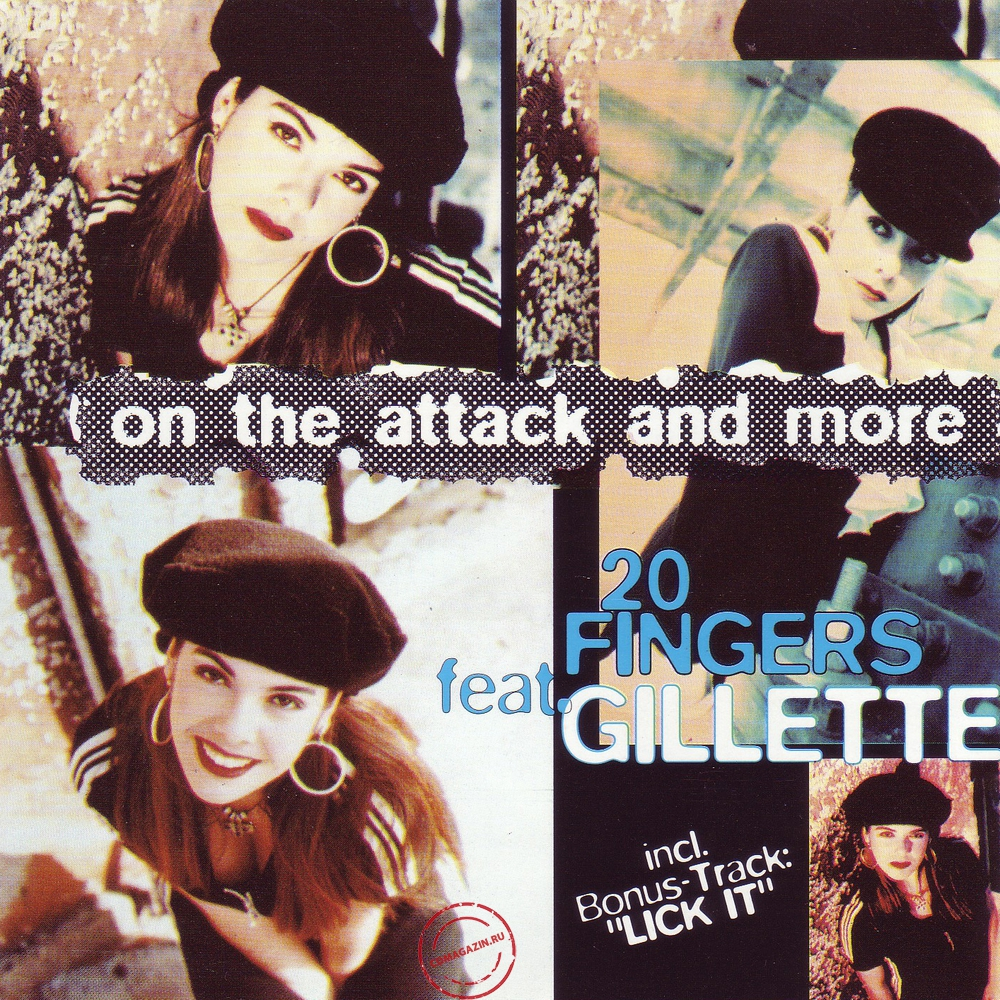 MP3 альбом: 20 Fingers (1995) On The Attack And More