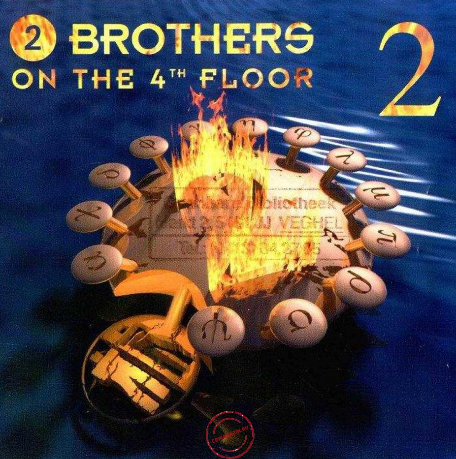 MP3 альбом: 2 Brothers On The 4th Floor (1996) 2