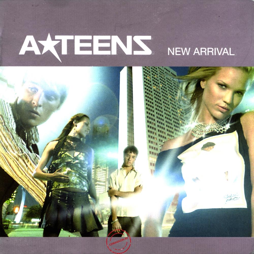 MP3 альбом: A-Teens (2003) New Arrival