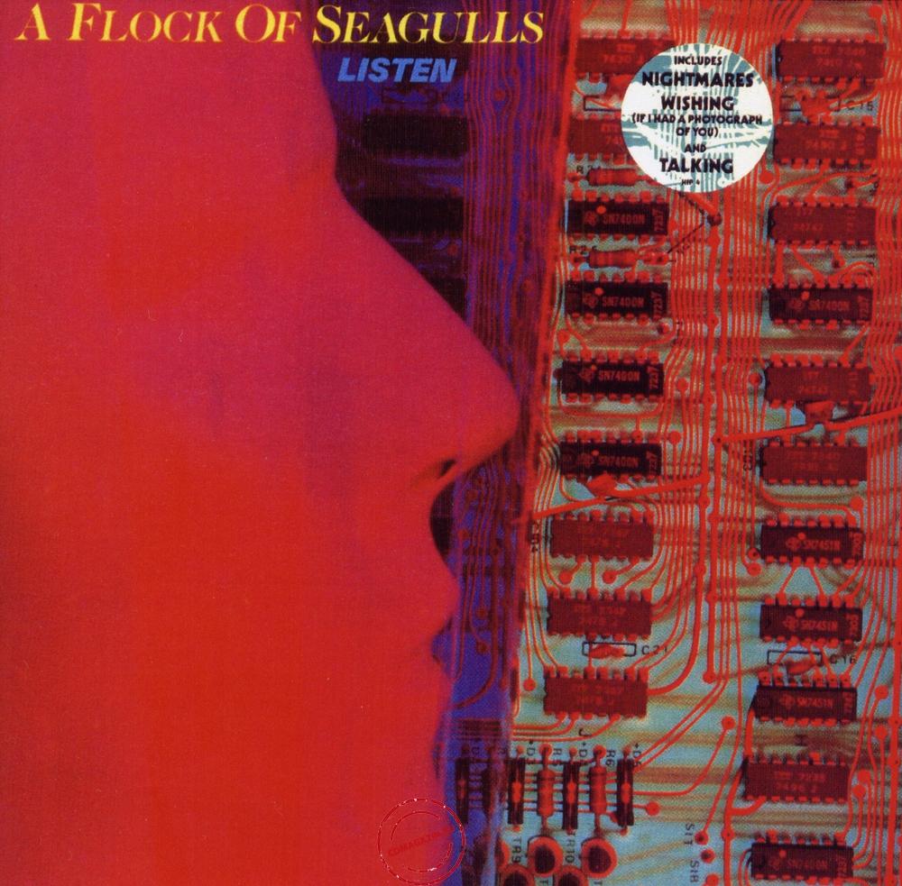 MP3 альбом: A Flock Of Seagulls (1983) Listen