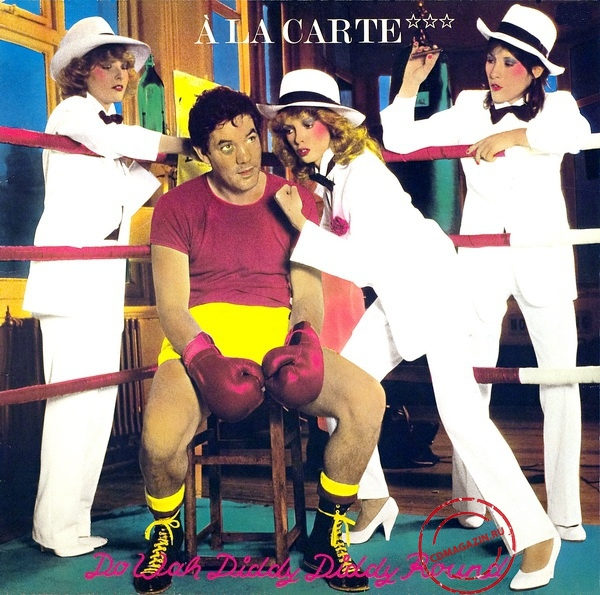 MP3 альбом: A La Carte (1980) Do Wah Diddy Diddy Round