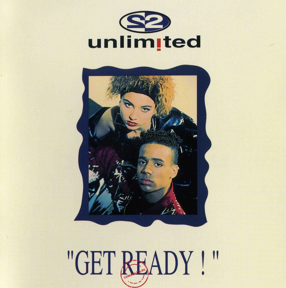 MP3 альбом: 2 Unlimited (1992) Get Ready!
