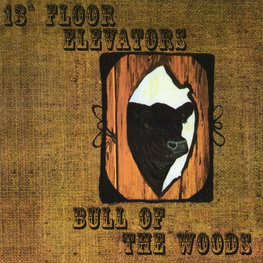 Audio CD: 13th Floor Elevators (1969) Bull Of The Woods