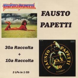 Audio CD: Fausto Papetti (1980) 30a Raccolta + 10a Raccolta