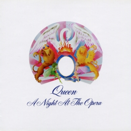 Audio CD: Queen (1975) A Night At The Opera