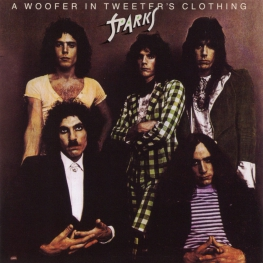 Audio CD: Sparks (1972) A Woofer In Tweeter's Clothing