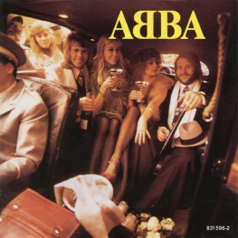 Audio CD: ABBA (1975) ABBA