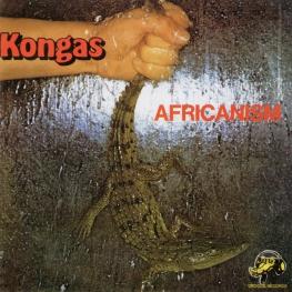 Audio CD: Kongas (1977) Africanism