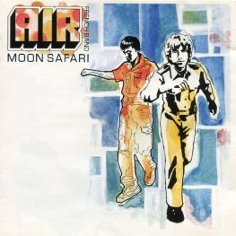 Audio CD: AIR French Band (1998) Moon Safari