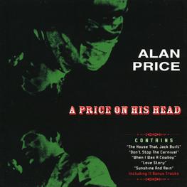 Audio CD: Alan Price Set (1967) A Price On His Head