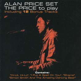 Audio CD: Alan Price Set (1966) The Price To Play
