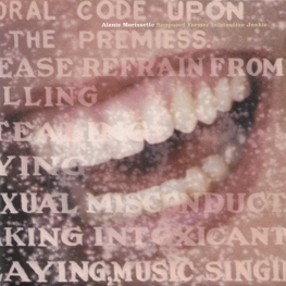 Audio CD: Alanis Morissette (1998) Supposed Former Infatuation Junkie