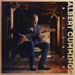 Audio CD: Albert Cummings (2020) Believe