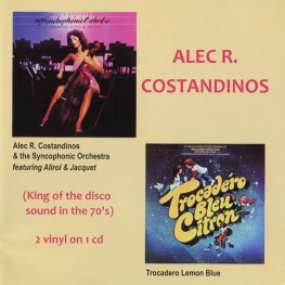 Audio CD: Alec R. Costandinos (1979) Same + Trocadero Bleu Citron