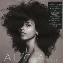 Audio CD: Alicia Keys (2016) Here