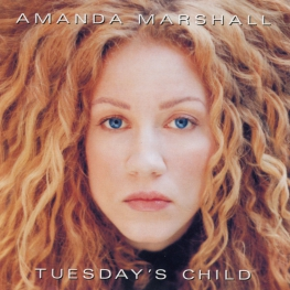 Audio CD: Amanda Marshall (1999) Tuesday's Child
