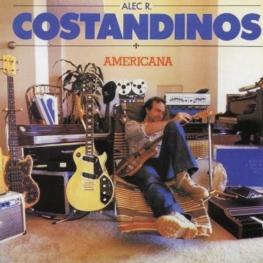 Audio CD: Alec R. Costandinos (1981) Americana