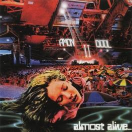 Audio CD: Amon Duul II (1977) Almost Alive...