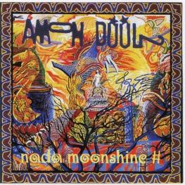 Audio CD: Amon Duul II (1995) Nada Moonshine #