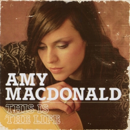 Audio CD: Amy MacDonald (2007) This Is The Life
