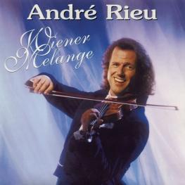 Audio CD: Andre Rieu (1995) Wiener Melange