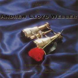Audio CD: Andrew Lloyd Webber (1994) The Very Best Of