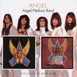 Audio CD: Angel (24) (1975) Angel / Helluva Band