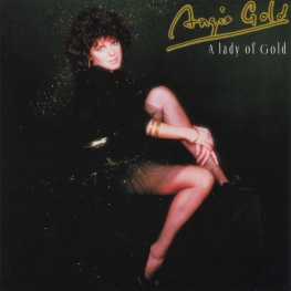 Audio CD: Angie Gold (1982) A Lady Of Gold