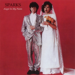 Audio CD: Sparks (1982) Angst In My Pants