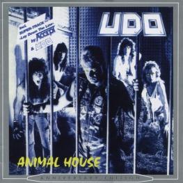 Audio CD: U.D.O. (2) (1987) Animal House