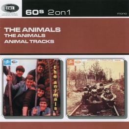 Audio CD: Animals (1964) The Animals / Animal Tracks