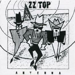 Audio CD: ZZ Top (1993) Antenna