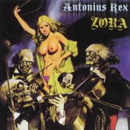 Audio CD: Antonius Rex (1977) Zora