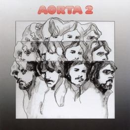 Audio CD: Aorta (1970) Aorta 2