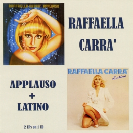 Audio CD: Raffaella Carra (1979) Applauso + Latino
