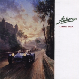 Audio CD: Chris Rea (1991) Auberge