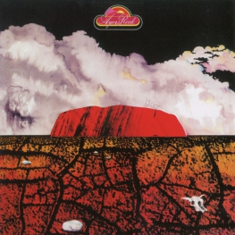 Audio CD: Ayers Rock (2) (1974) Big Red Rock