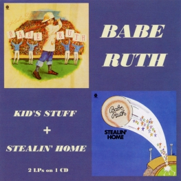 Audio CD: Babe Ruth (1976) Kid's Stuff + Stealin' Home