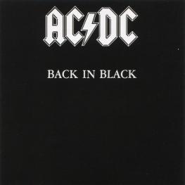 Audio CD: AC/DC (1979) Back In Black