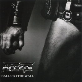 Audio CD: Accept (1983) Balls To The Wall